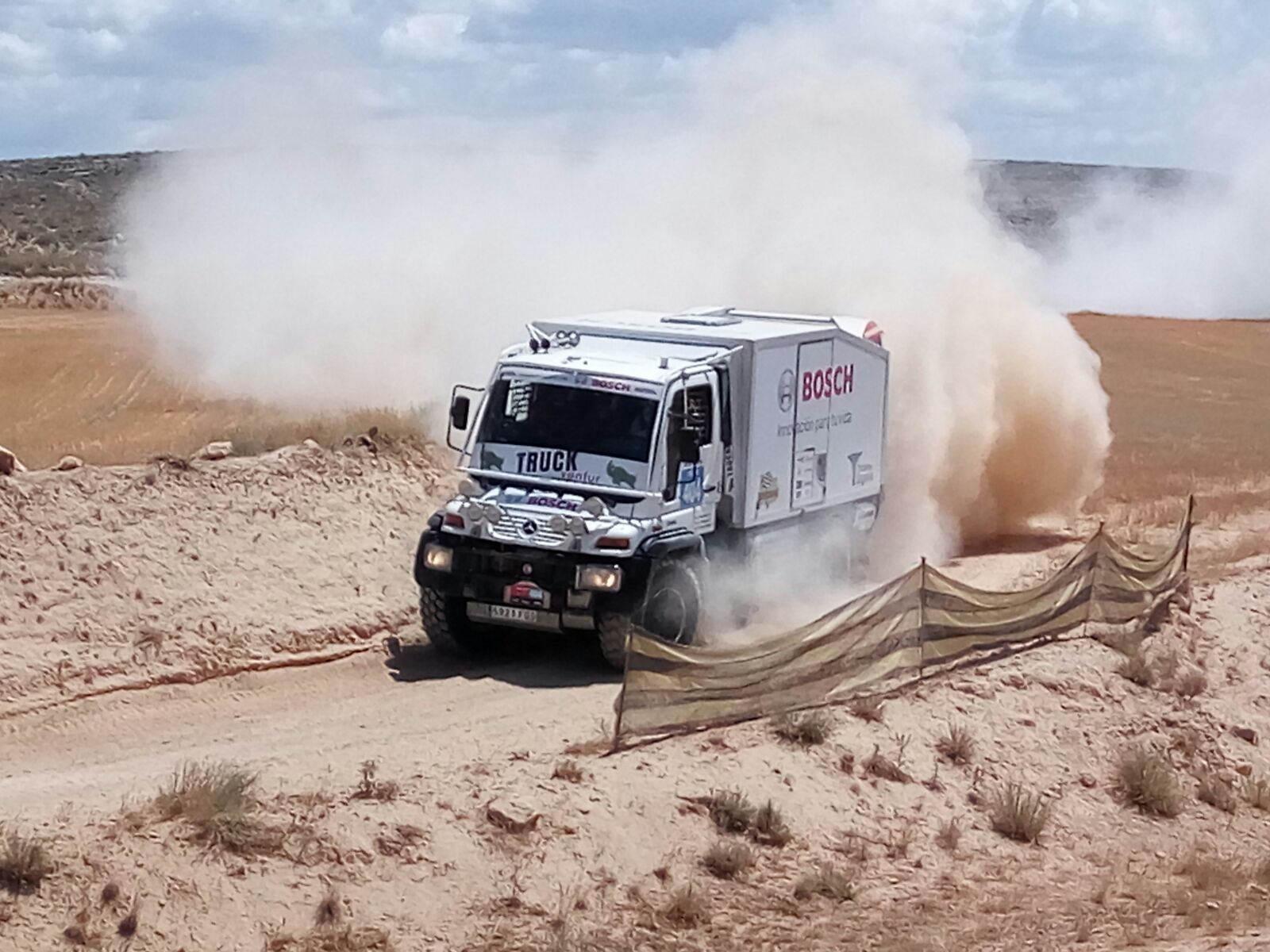 Resumen Baja Aragón 2016